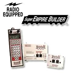 Super Empire Builder Simplex Radio Equipped