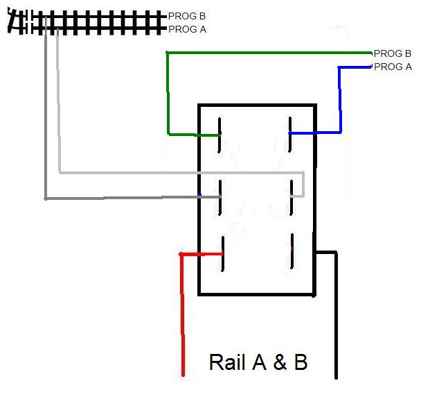 Single Pole Double Throw Switch Schematic Diagram