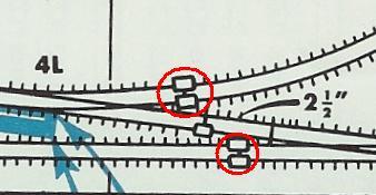 Kb15 Ho Scale Transbay Interwoven Track Plan Auto Reversing